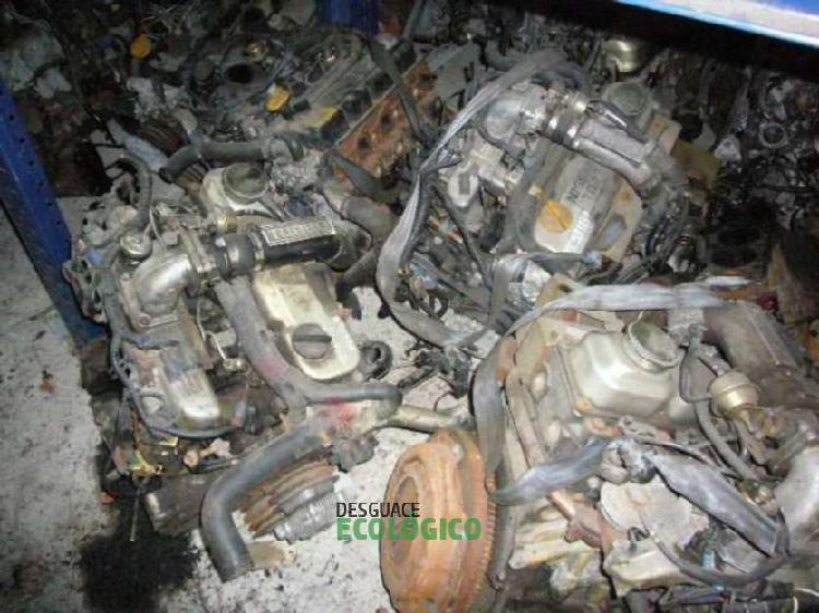 Motor nissan terrano 2 2.7 td