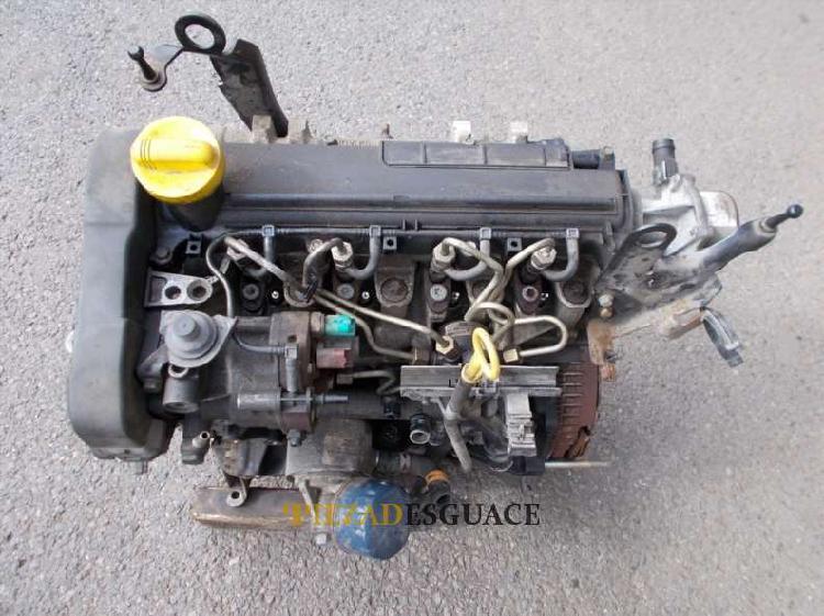 Motor renault megane k9k702 1.5 dci (82 cv)