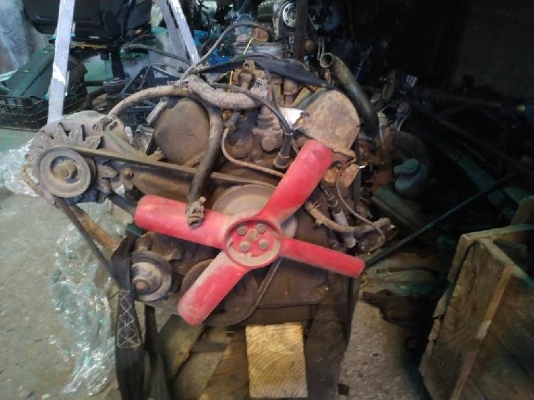 Motor v4 1700cc ford capri