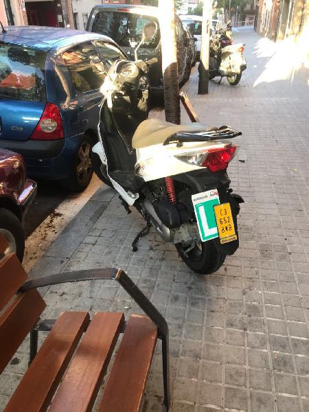 Ola vender moto 50cc