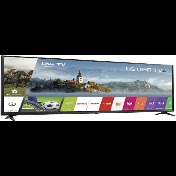 "Smart tv wifi lg 49"" 4k uhd"