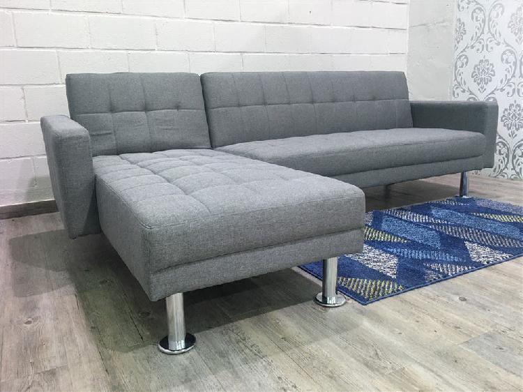 Sofá chaise longue cama 169040sb 673*787*981