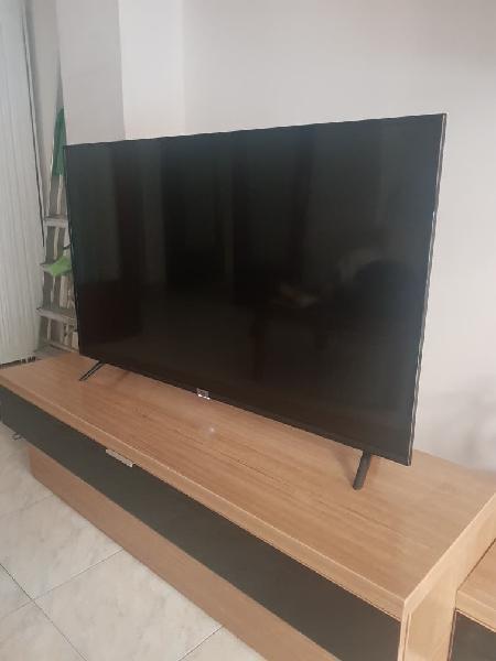 "Tv led 55"" tcl smart tv 4k ultra hd wifi nueva"