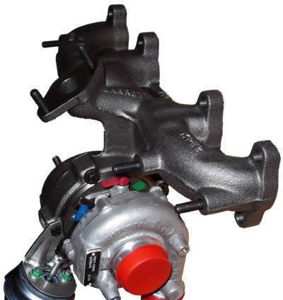 Turbo 1.9 tdi garrett 713672