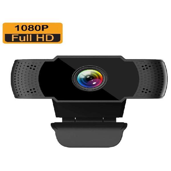 Web cam iegeek full hd 1080p con micro