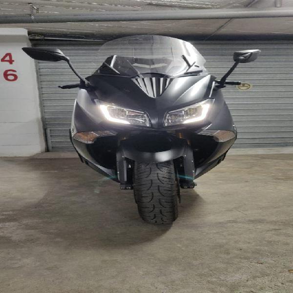 Yamaha tmax iron max abs con maleta original