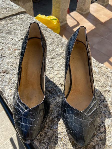 Zapatos de piel 38