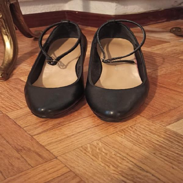 Zapatos de piel de mujer