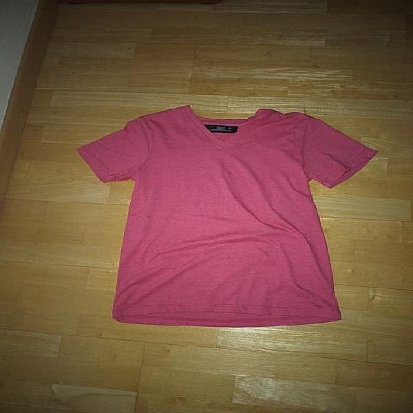 Camiseta rosa.chica,nueva!