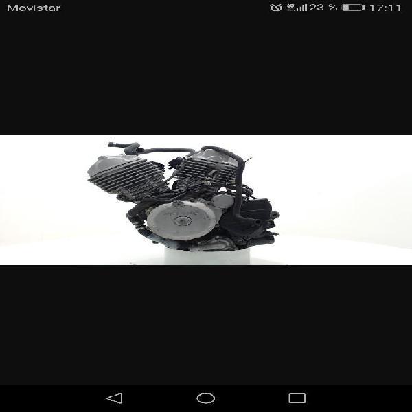 Motor honda transalp
