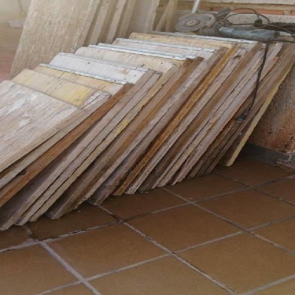 Tableros madera