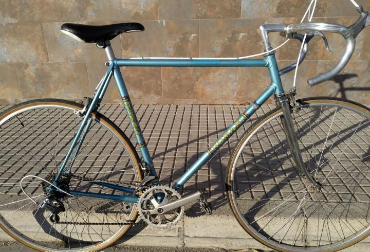 Bicicleta carretera clasica romani buena calidad ideal