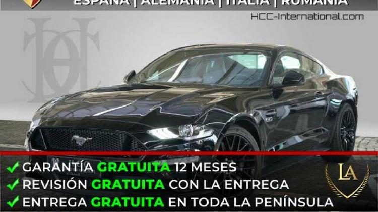 Ford mustang 2018 gasolina 331cv
