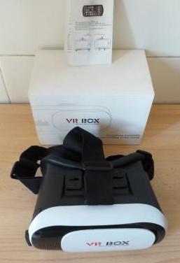 Gafas realidad virtual vrbox