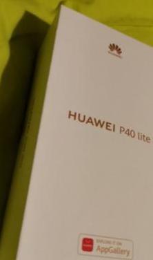 Nuevo huawei p40 lite