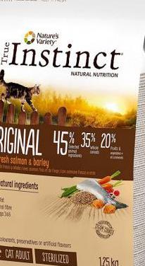 Piensos gatos true instinct envío gratis