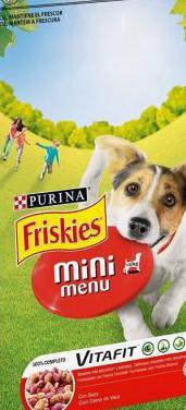 Piensos perros purina friskies envío gratis