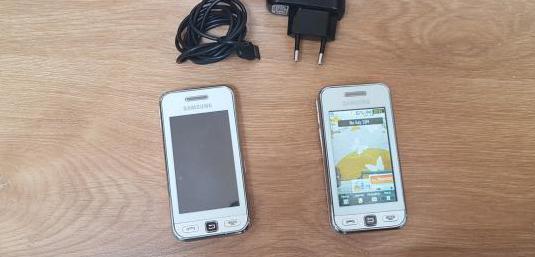 Samsung gt-s55230 con cargador,en buen estado
