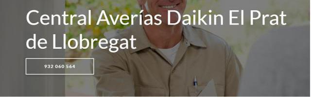 Servicio técnico daikin el prat de llobregat 934242687
