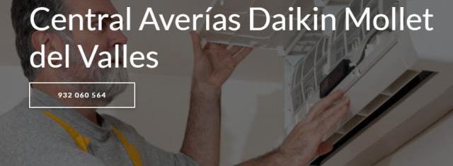Servicio técnico daikin mollet del valles 934242687
