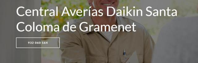 Servicio técnico daikin santa coloma de gramenet 934242687