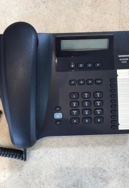 Telefono fijo siemens euroset 5015