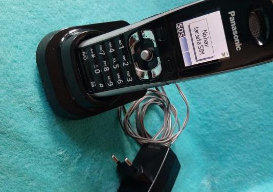Teléfono fijo inalámbrico panasonic
