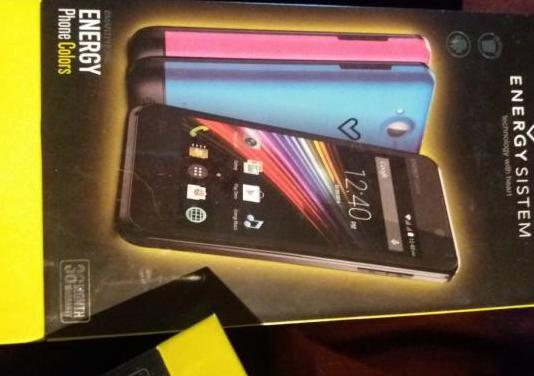 Teléfono smartphone energy colors