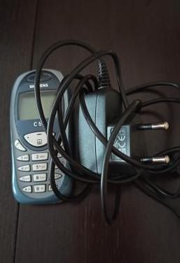Teléfono móvil siemens c55