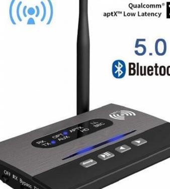 Visound be-rtx 018149 adaptador de audio bluet...