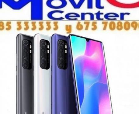 Xiaomi note 10 lite 128gb nuevo sin abrir =mov...