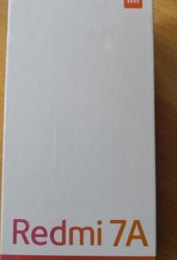 Xiaomi redmi 7a 32gb precintado factura