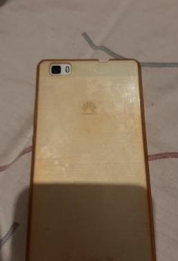 Huawei p8 lite blanco semi.nuevo