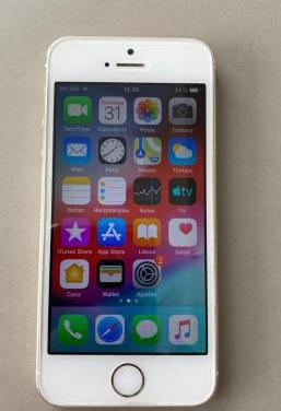Iphone 5s oro 16 gb