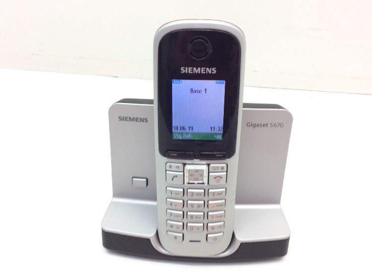 Siemens gigaset s670
