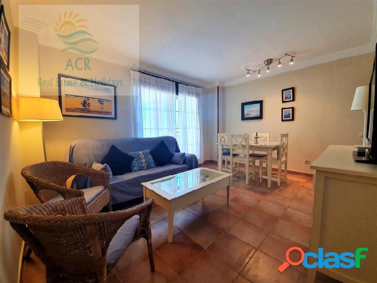 Apartamento de 1 dormitorio y fantástica terraza