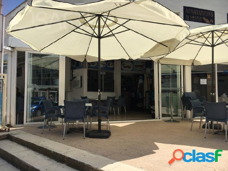 Bar restaurante con terraza en cambrils (avenida diputación)
