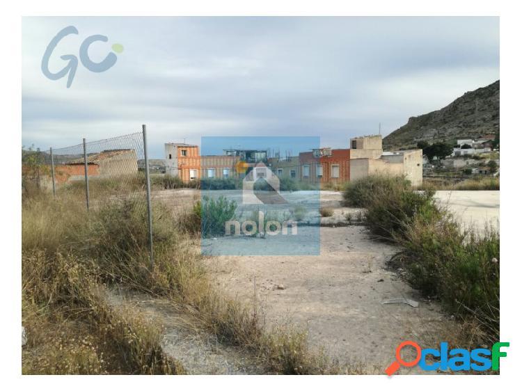 Terreno urbano, 1.633 m² elda, alicante/alacant
