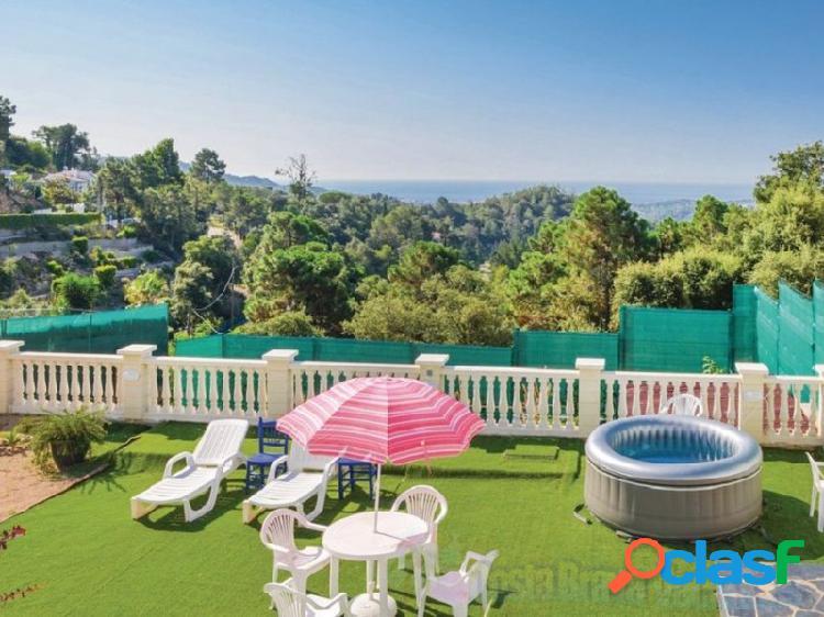 Villa con Vistas Mar. 2 plantas: 4 Habitaciones. 1