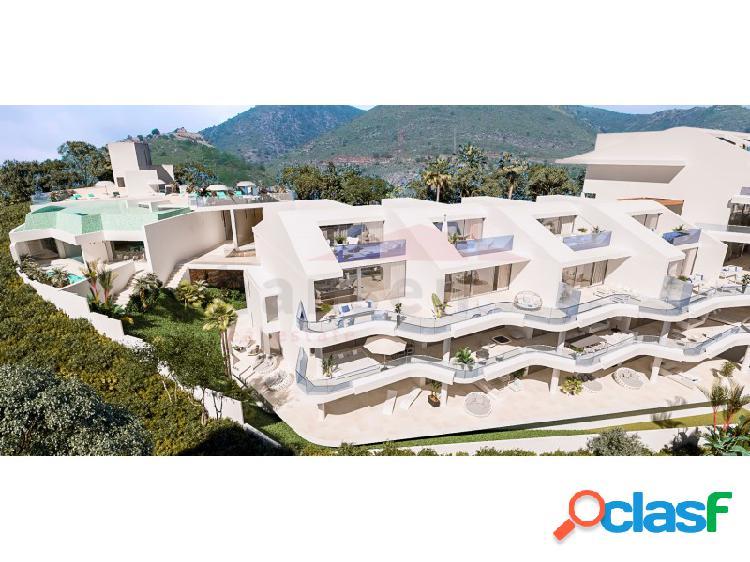 Nuevos pisos y áticos en Fuengirola