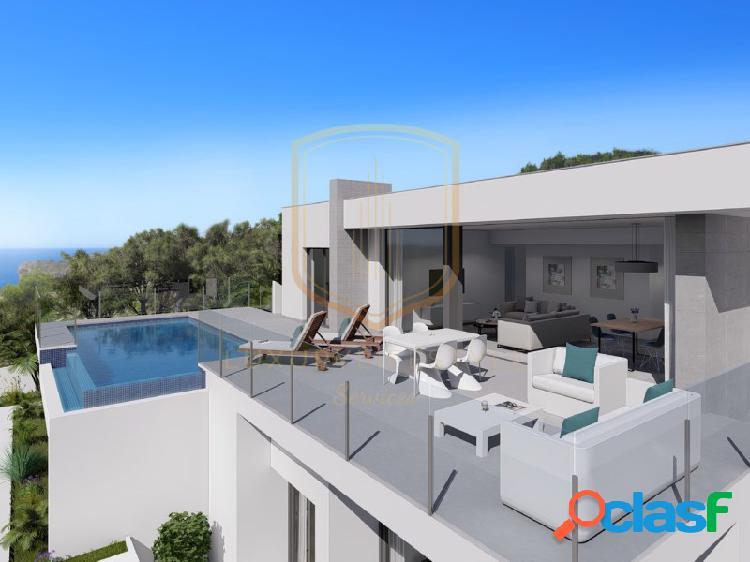 Chalet 3 habitaciones venta benitachell/el poble nou de benitatxell