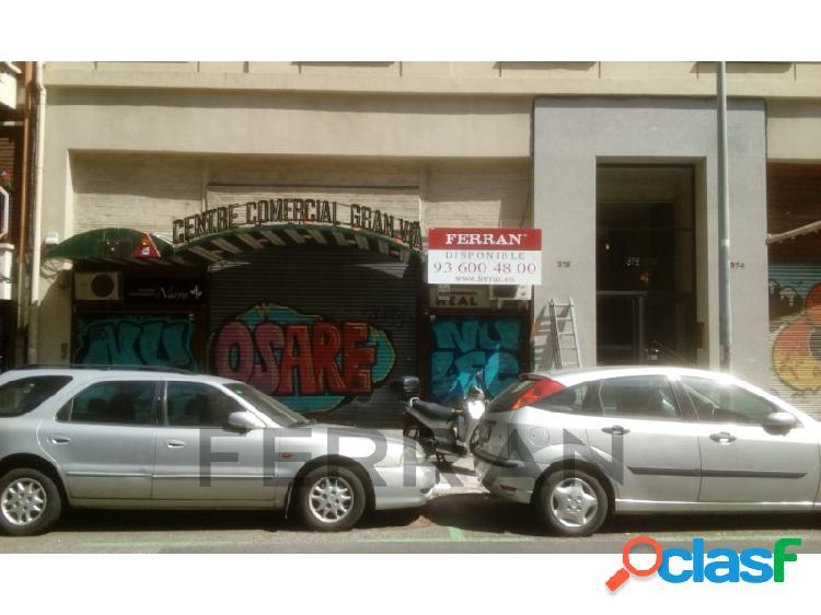 Local comercial alquiler, diputació, barcelona