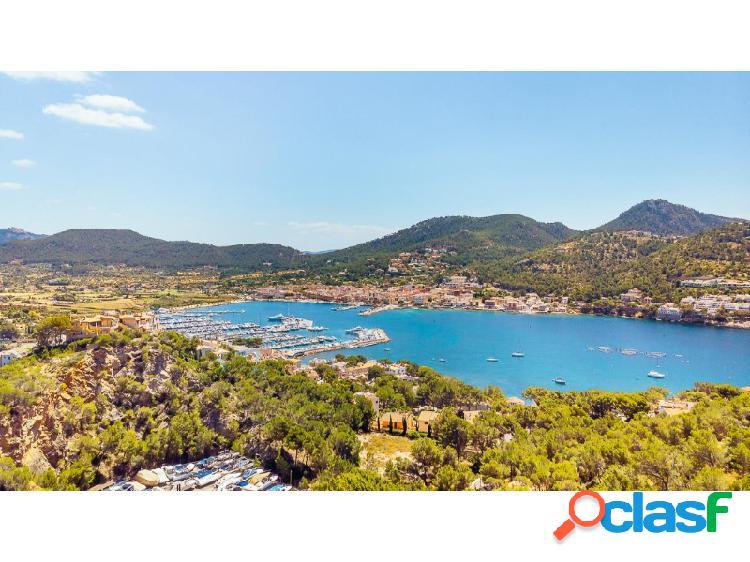 Lujosa villa 5 dormitorios en puerto andratx con impressionantes vistas al mar