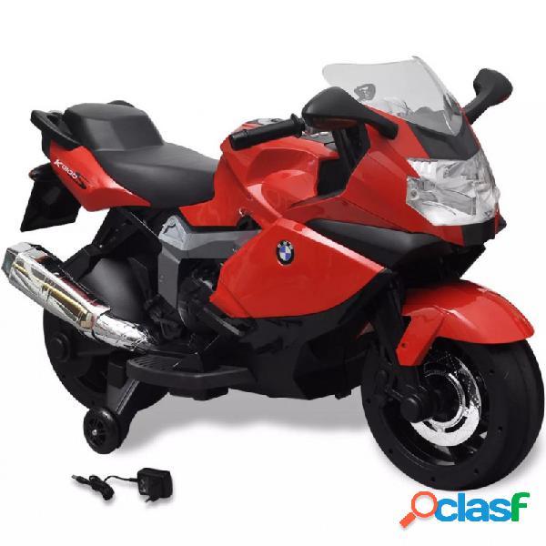 Moto eléctrica de juguete color rojo, modelo bmw 283 6 v vida xl