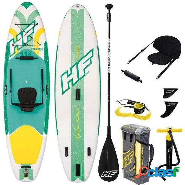 Tabla paddle surf hydroforce aqua hinchable freesoul 340 bestway