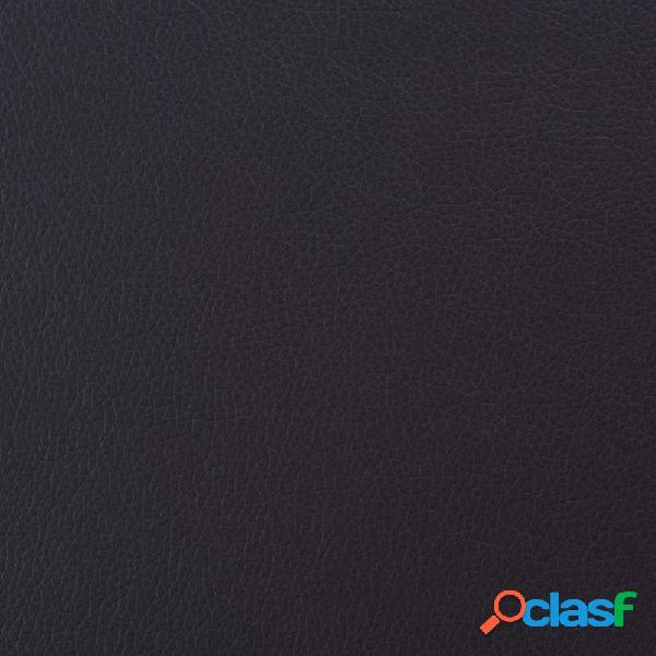 Tela de cuero artificial 1,4x9 m marrón vida xl