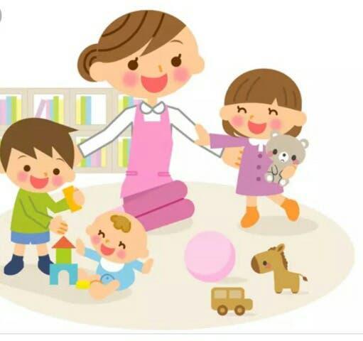 Canguro(cuido niños)