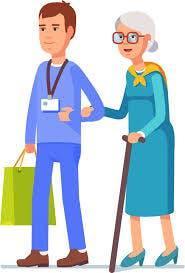 Servicio domestico ( atención sociosanitaria)