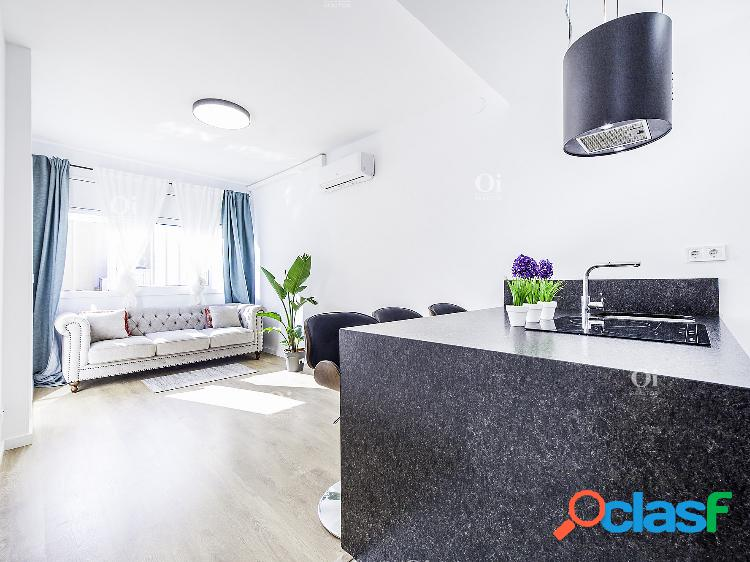 Precioso piso en venta totalmente reformado en poble sec, barcelona.