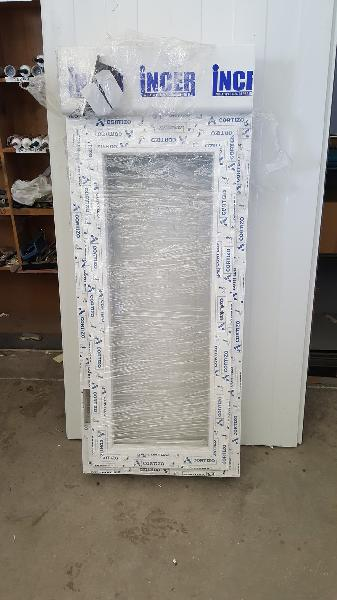50% descuento!!! ventana blanca nueva de pvc